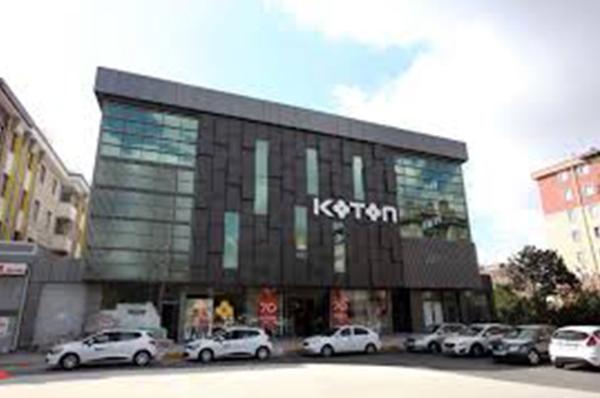 İnşaat Kentsel Dönüşüm Koton